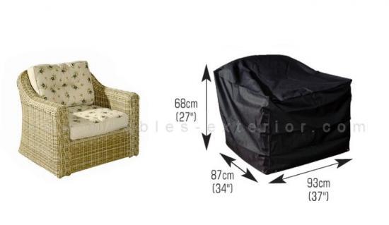 Conjunto de jard n sof s asturias - Funda sofa exterior ...