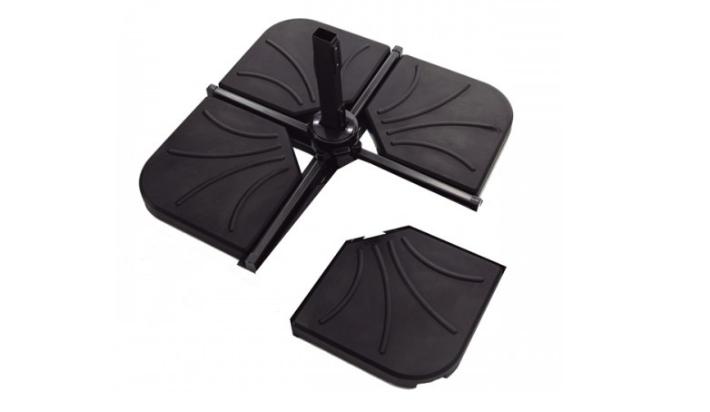 Base / pie de parasol cemento 100Kg.