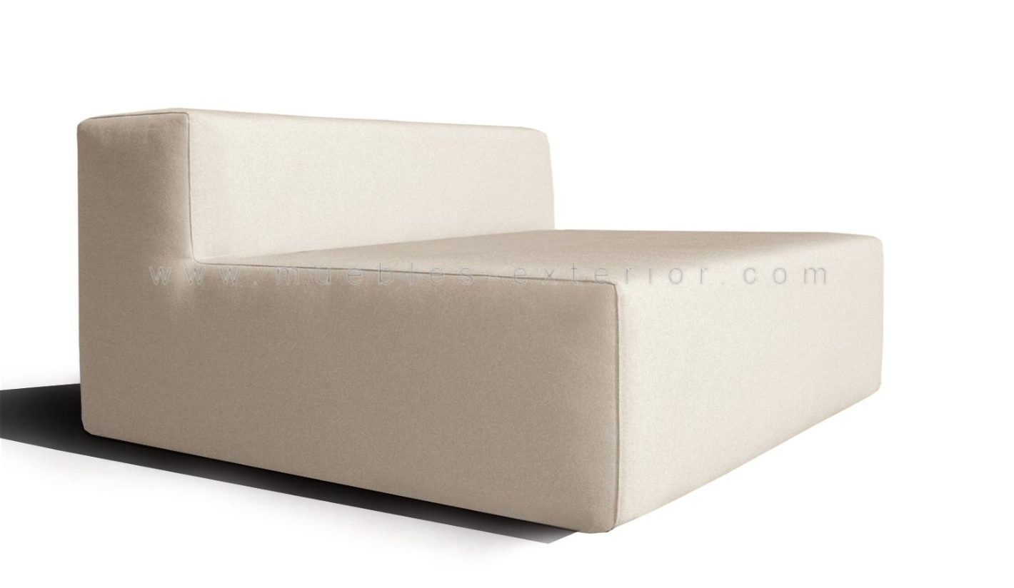Modulo Central ExtraLarge impermeable 150 anchox 110 x 65cm altura