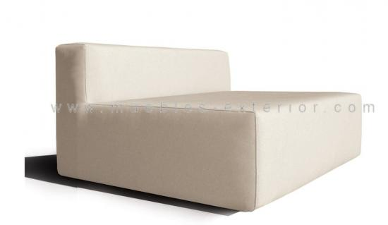 Modulo Central  Large (103x103) impermeable  x 65 alto