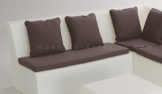 Sets de jard n directos de f brica - Cojines muebles exterior ...