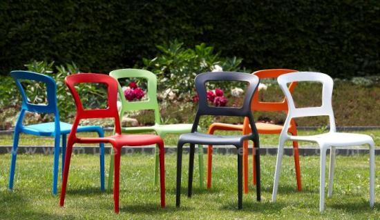 Sillas de terraza mobiliario terraza sillas exterior for Mobiliario jardin terraza