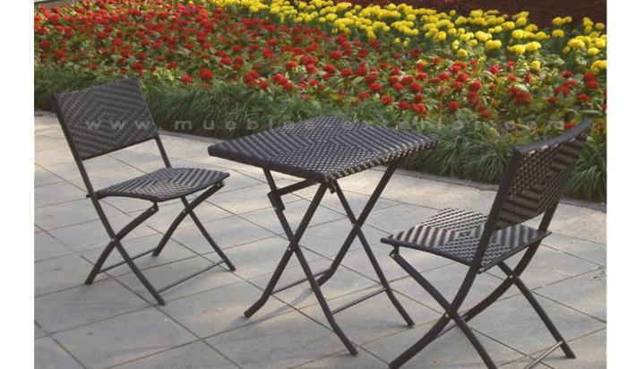 Muebles de jard n exterior y terraza mobiliario de jardin for Mesas de terraza y jardin baratas
