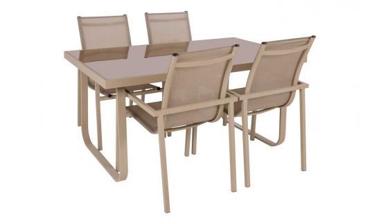 Conjuntos mesas y sillas de jard n comedor de jard n for Oferta comedor completo