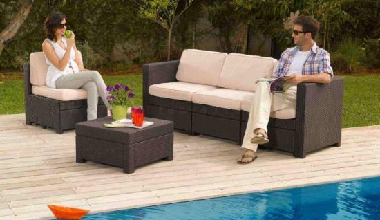 Los muebles de jard n baratos s lo en muebles exterior - Conjuntos jardin baratos ...