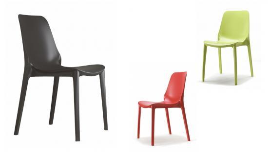 Muebles de hosteler a exterior e interior for Sillas exterior