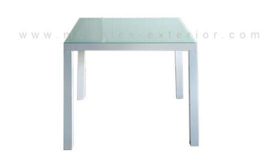 mesas de jard n mesas de exterior a precios baratos On mesas exterior baratas