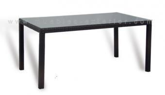 mesa jardín  120x80