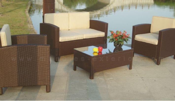 set muebles de jardin tarragona