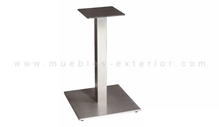 Pata de mesa hosteleria central inox - Patas para mesas ...