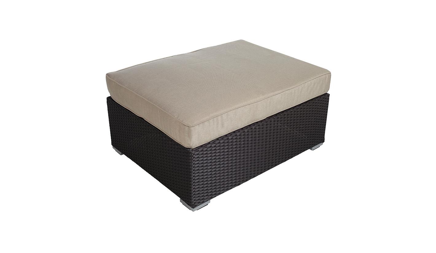 Puff para sof de exterior for Articulos jardin