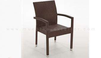 sillas de jardin Asturias con brazos