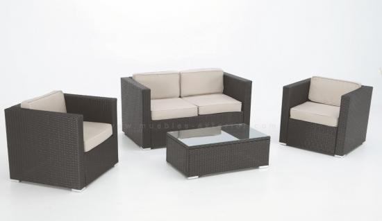Sof s de jard n baratos venta directa de f brica muebles for Muebles exterior rattan