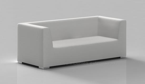 Sillones y sof s jard n telas n uticas impermeables for Sofa abel 3 cuerpos tela taupe