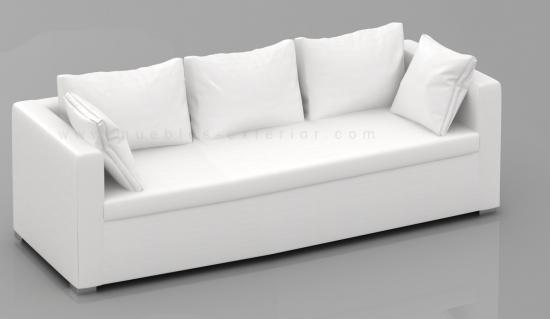 Project colecci n de mobiliario 100 impermeable for Sofa abel 3 cuerpos tela taupe