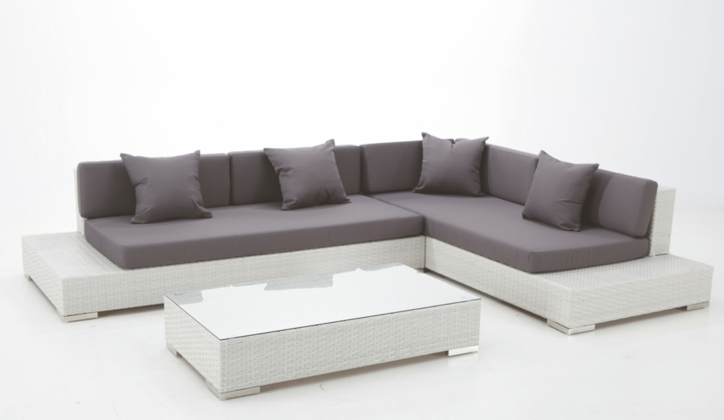 Sof sade for Sofas de exterior baratos