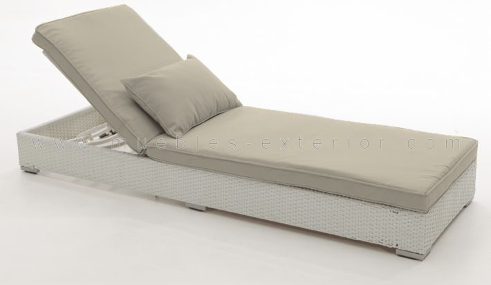 Cama chillout relax for Muebles chill out exterior