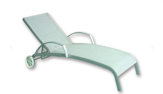 Decoracion mueble sofa tumbonas de aluminio for Tumbonas piscina baratas