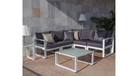 Sofás de Jardín baratos. Venta directa de Fábrica: Muebles-Exterior ...