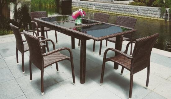 Conjuntos de muebles de jard n muebles for Conjunto muebles exterior
