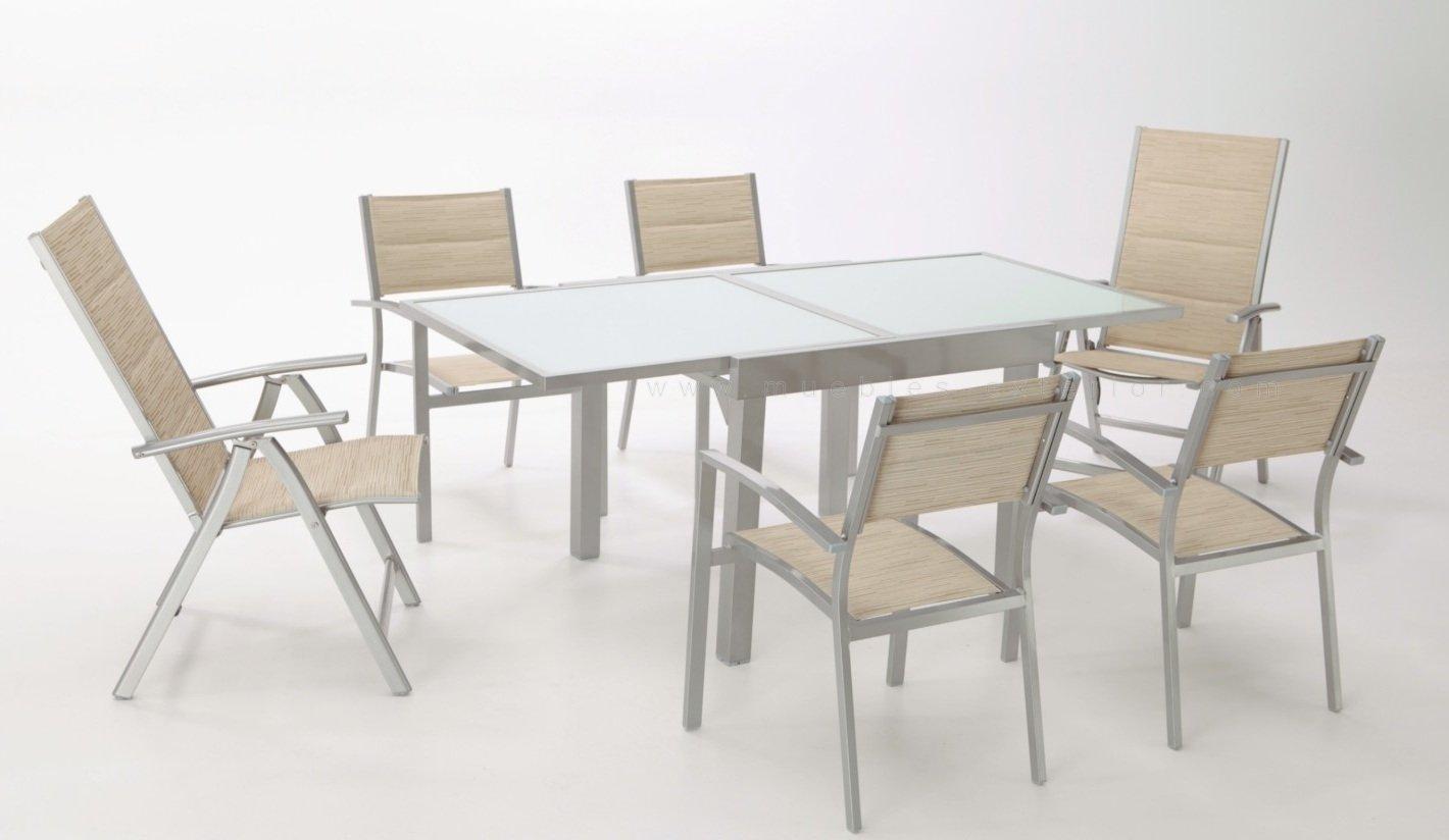 Conjunto de jard n c ceres muebles de jard n for Conjunto de jardin baratos