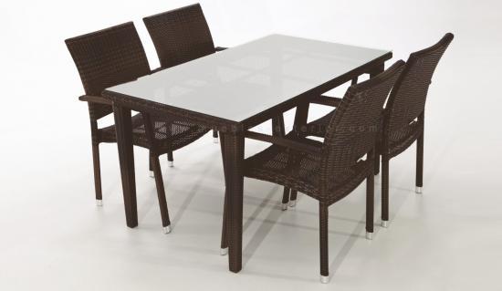 Sillas de jard n mesas de jardin for Mesa y sillas plastico jardin