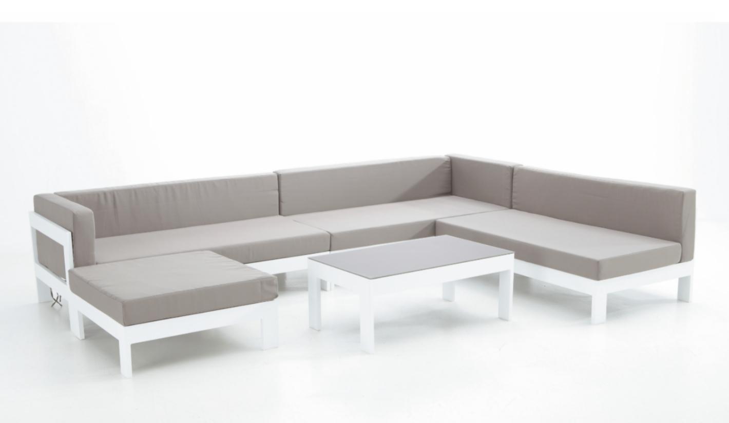 Sof modular jard n villanueva for Sofa modular jardin
