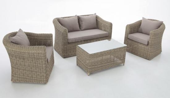 Sof s para exterior for Fabrica de muebles para jardin