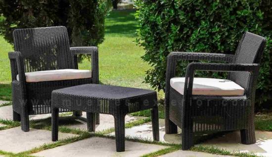 Ofertas muebles terraza idea creativa della casa e dell - Sofa terraza segunda mano ...