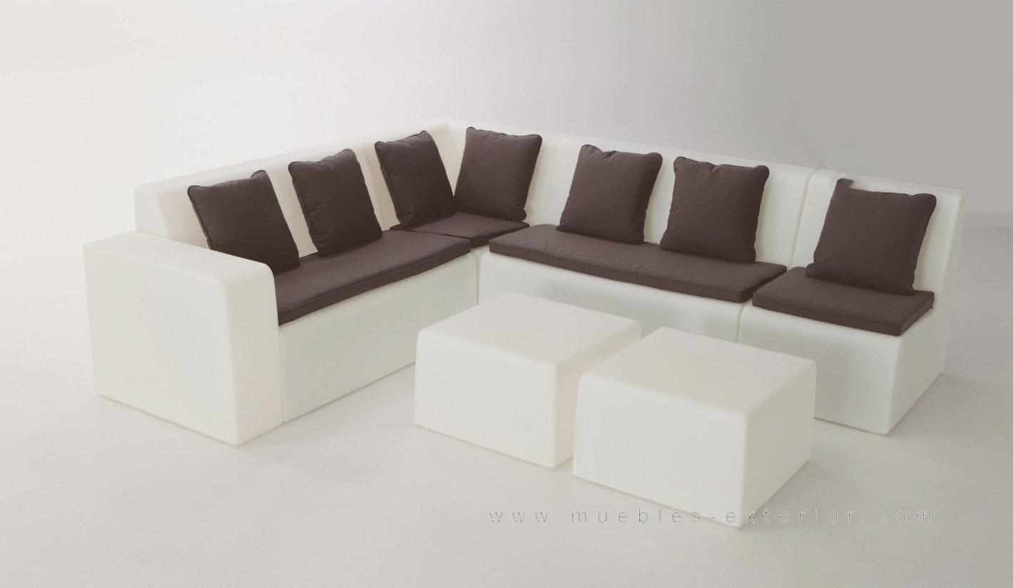 Sof s de jard n benalm dena for Sofa jardin