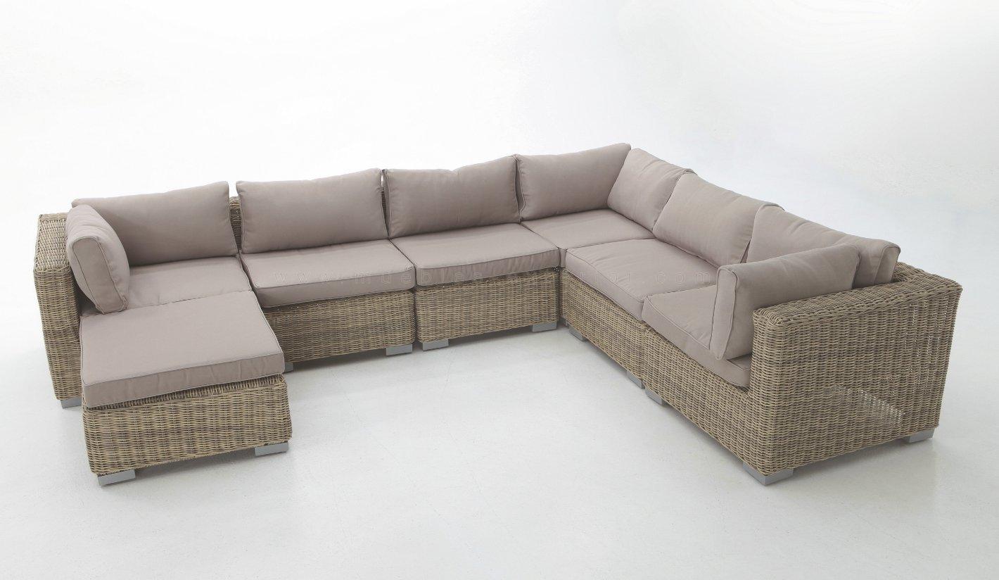 Sofás de Jardín baratos. Venta directa de Fábrica: Muebles-Exterior
