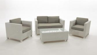 Conjuntos muebles de jardin for Muebles chill out exterior