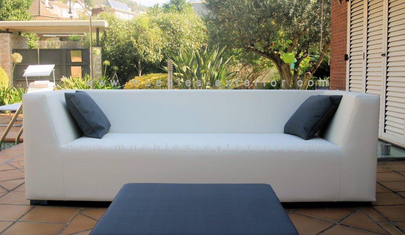 Sillones Y Sof S Jard N Telas N Uticas Impermeables # Muebles De Jardin Easy