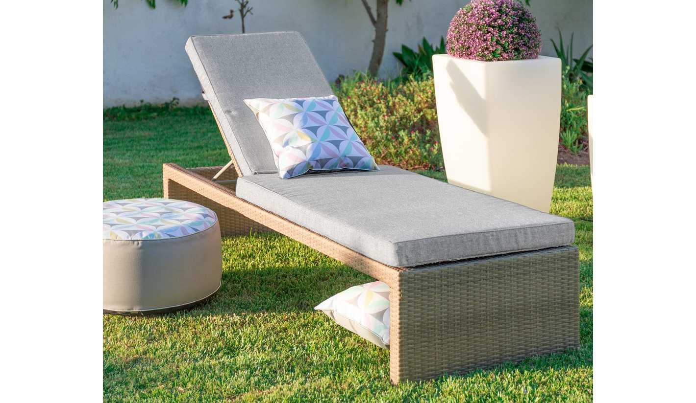 Muebles sof rinconera para exterior for Sofa rinconera jardin