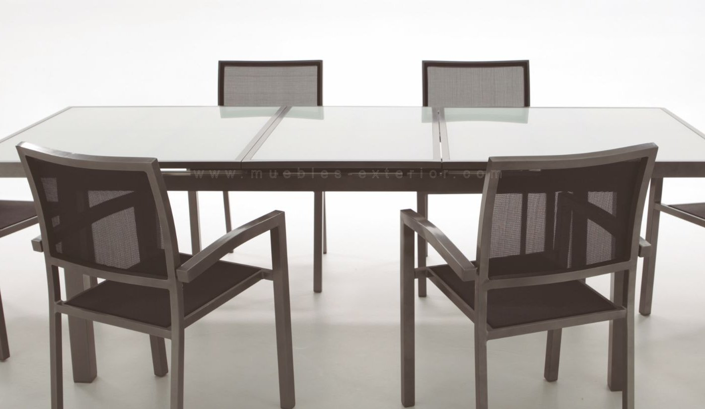 Conjunto de sillas y mesas de exterior gij n - Muebles en gijon ...