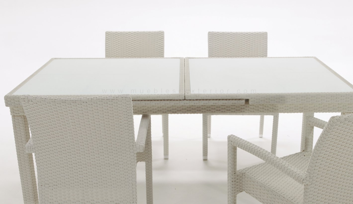 Muebles de jard n seville sillas y mesas for Sillas comedor sevilla