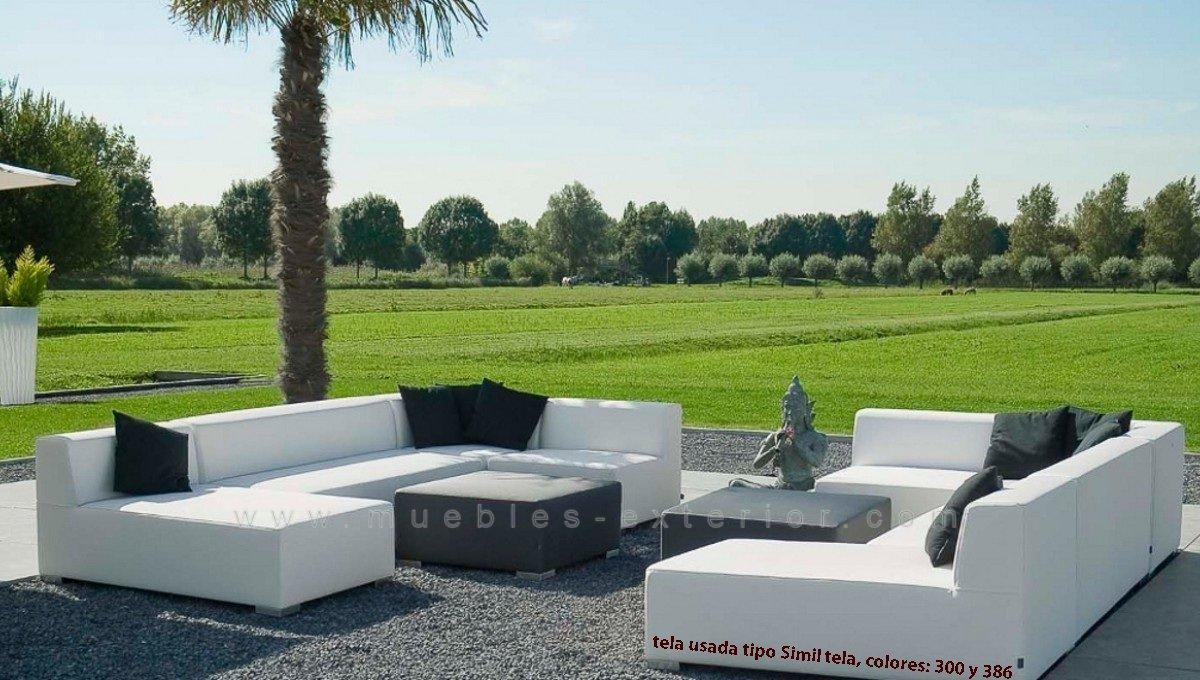 Sofás jardín Impermeables - Muebles de jardín Impermeables