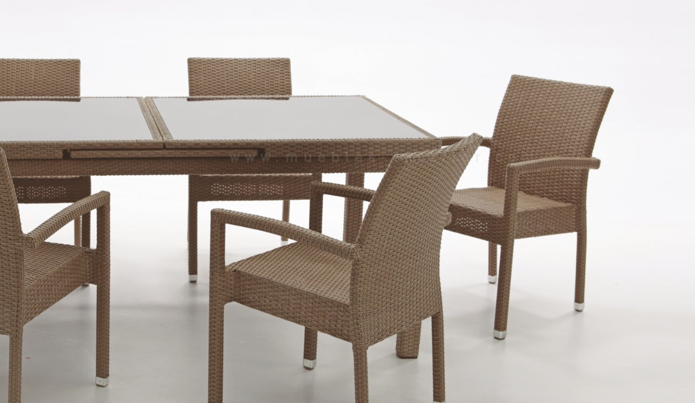 Sillas y mesas colecci n las palmas for Registro bienes muebles las palmas
