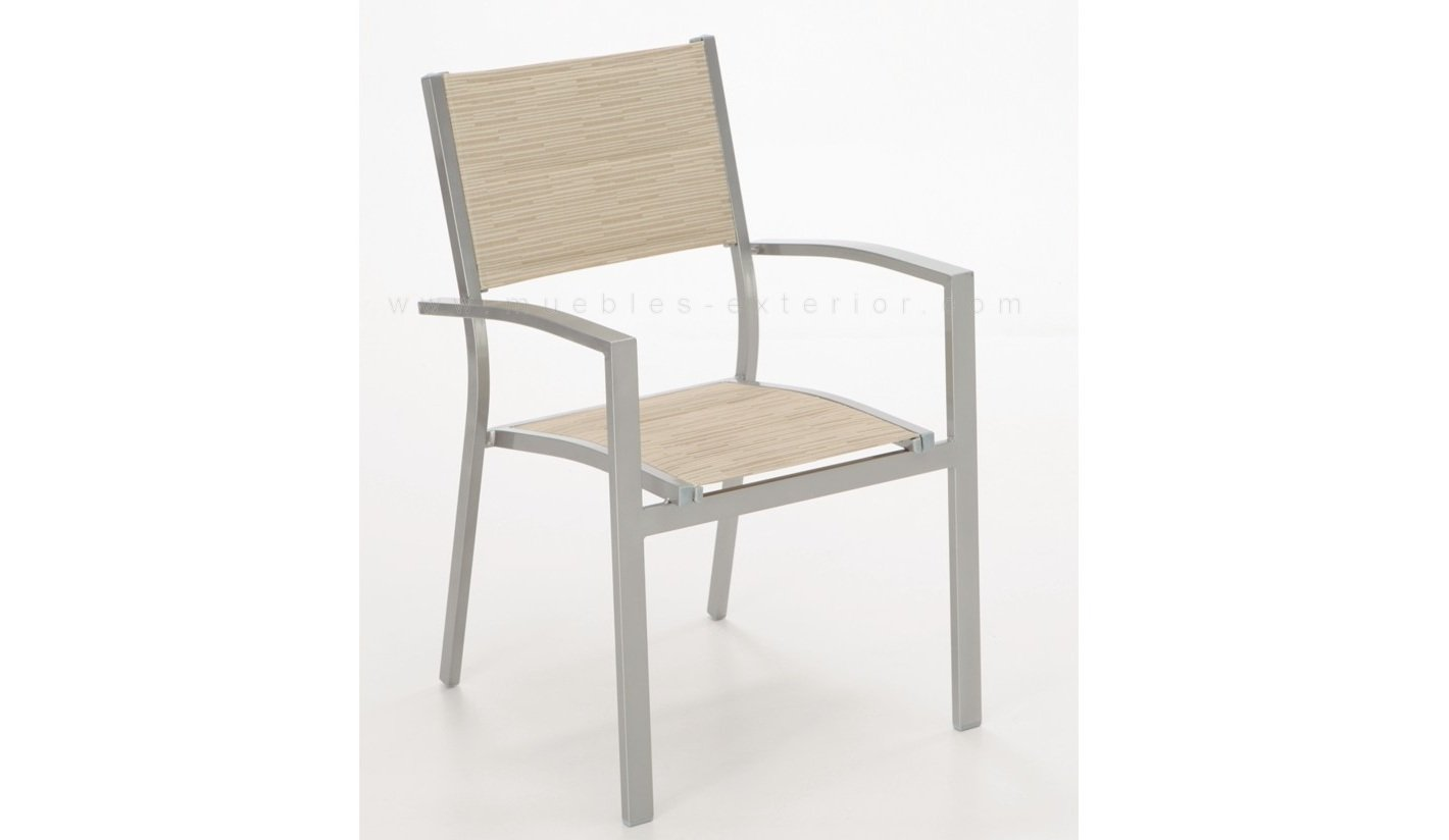Conjunto de jard n c ceres muebles de jard n - Muebles exterior madera ...