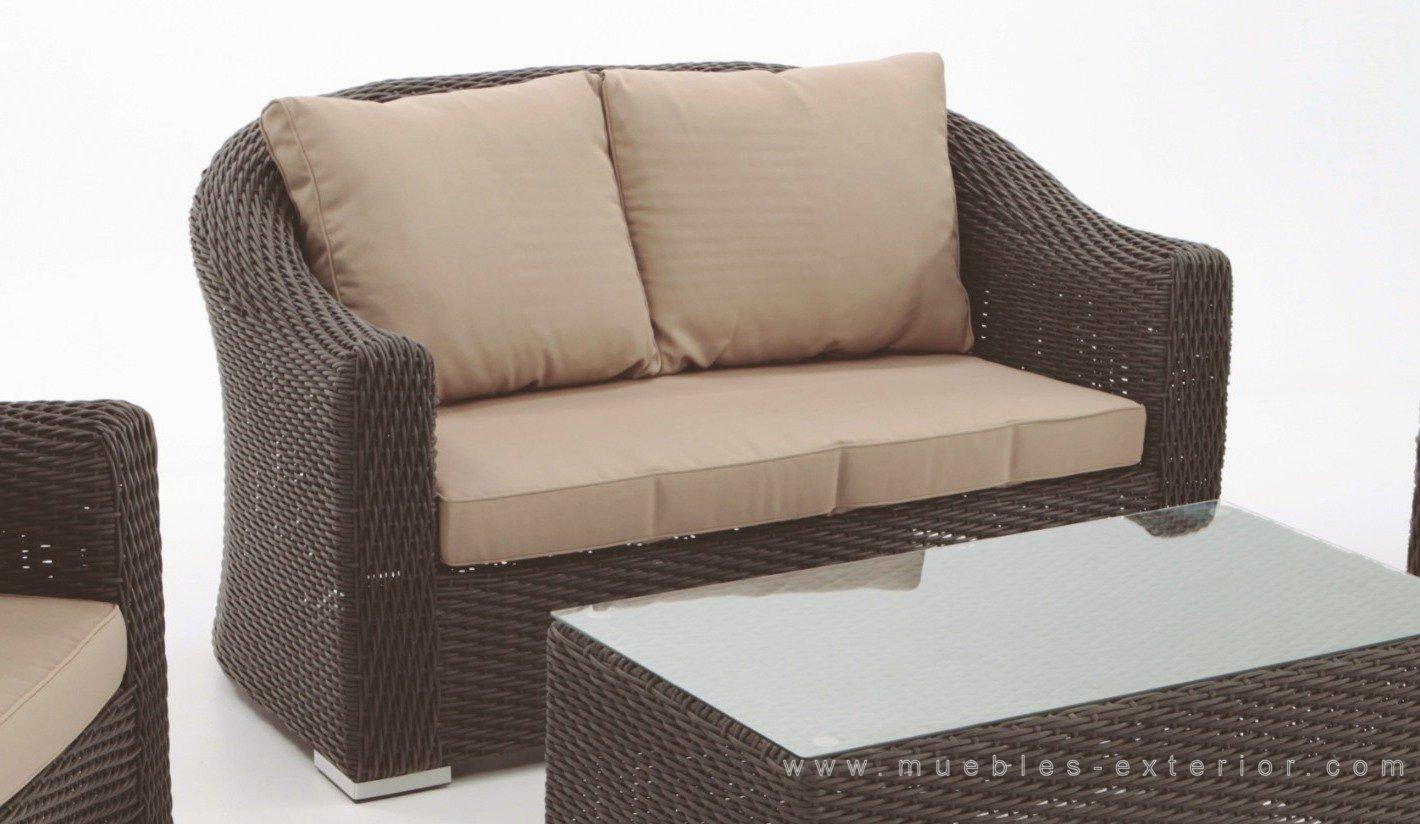 Muebles de jard n alacan for Conjunto muebles terraza jardin