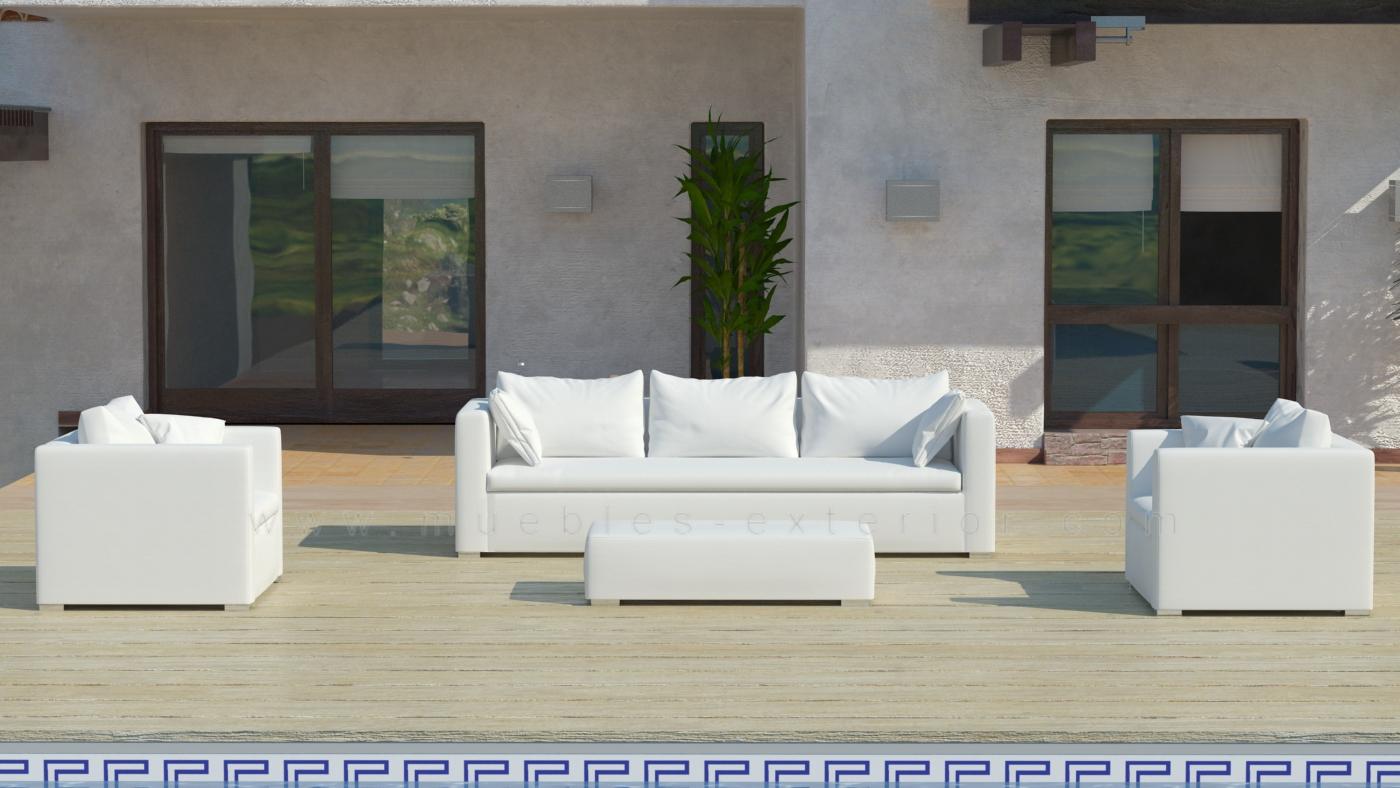 PROJECT. - Colección de mobiliario 100% impermeable