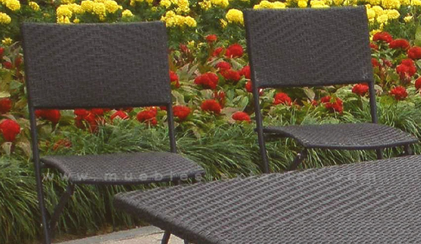Set muebles de jard n baratos for Sillas de jardin baratas