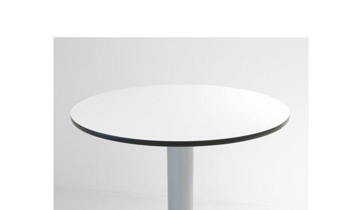 Tablero de mesa compacto fen lico 80 cm redondo for Tablero redondo para mesa