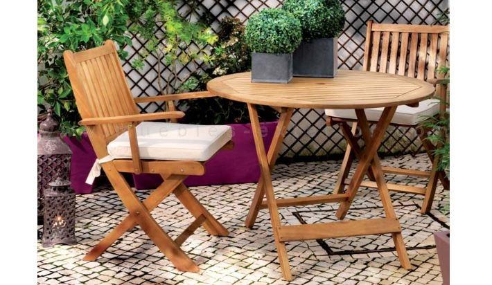 Casas cocinas mueble mesas de exterior baratas for Mesas jardin baratas