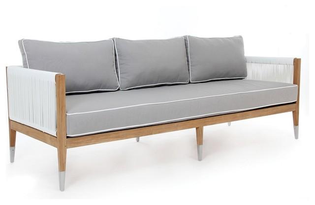Cojines de exterior de respaldo de relleno a medida - Cojines muebles exterior ...