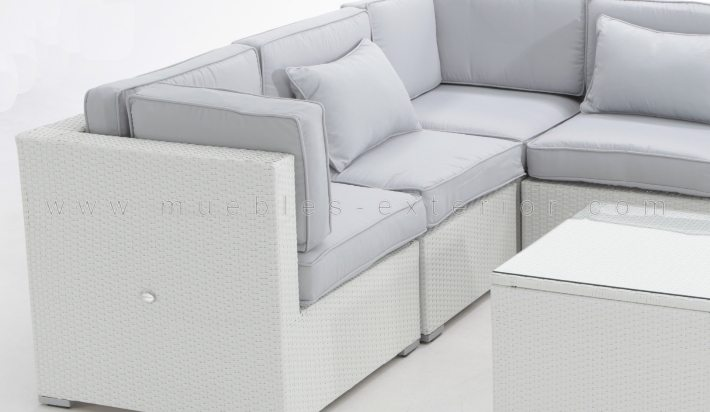Mueble chill out esquina rinc n brazo for Muebles chill out exterior