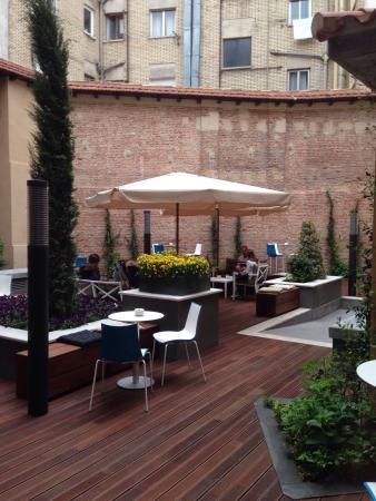 muebles terraza valladolid
