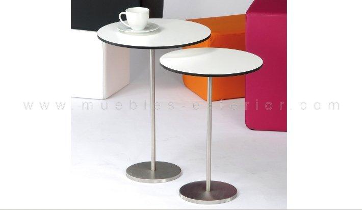 Tablero de mesa compacto fen lico 80 cm redondo for Tableros para mesas