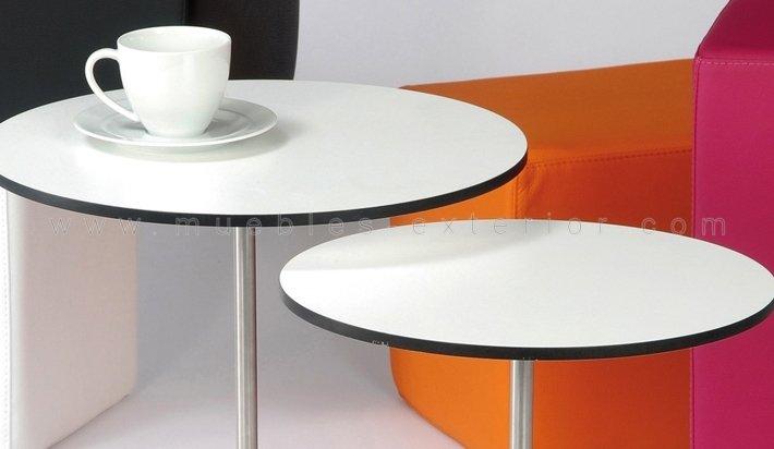 Sobres compacto fen lico 60 cm redondo for Tablero redondo para mesa